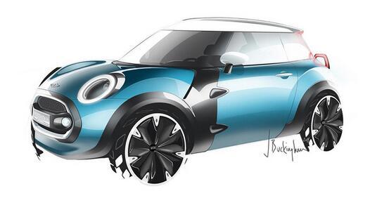 MINI将于2019年推出全新纯电动车