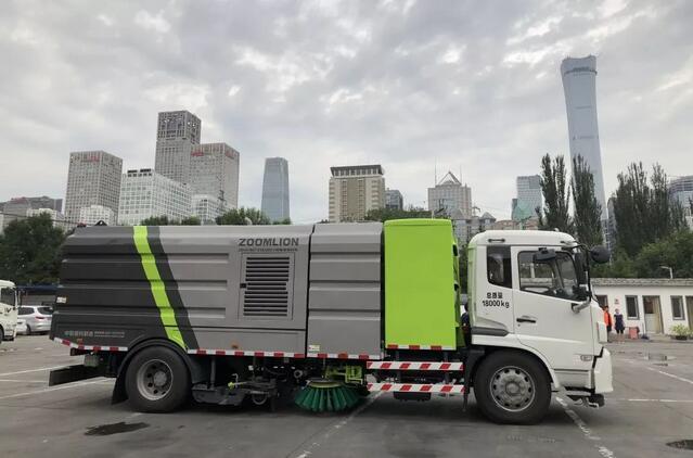 7款电动环卫垃圾车上榜工信部新能源汽车推广应用推荐车型目录