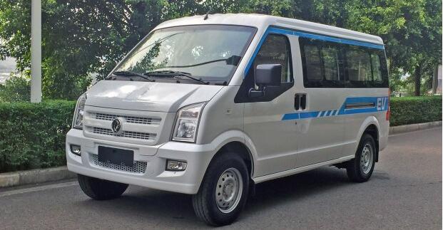 东风小康纯电动车EC36上市 售价12.69万|续航200KM