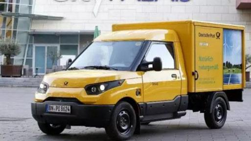物流巨头敦豪DHL将制造类似StreetScooter的电动物流车