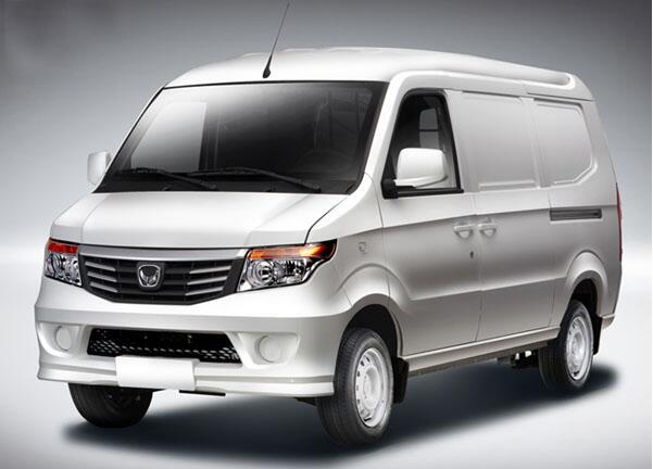 今年7-8月北汽幻速将推出纯电动物流车—北汽幻速206EV