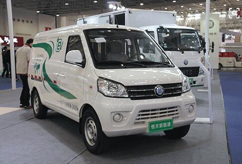 恒天新楚风电动物流车获中信国安轩宇供应链公司10000辆订单