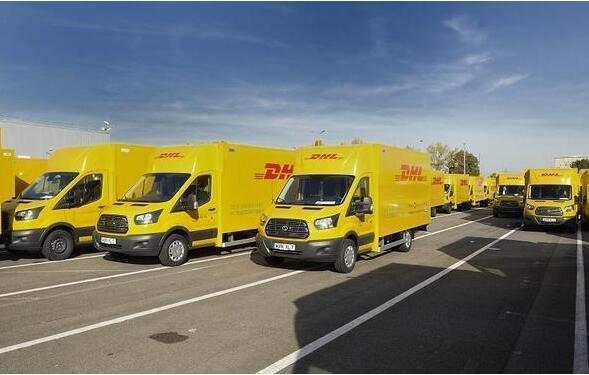 福特电动版物流车续航200公里 目前已经在德国开始生产