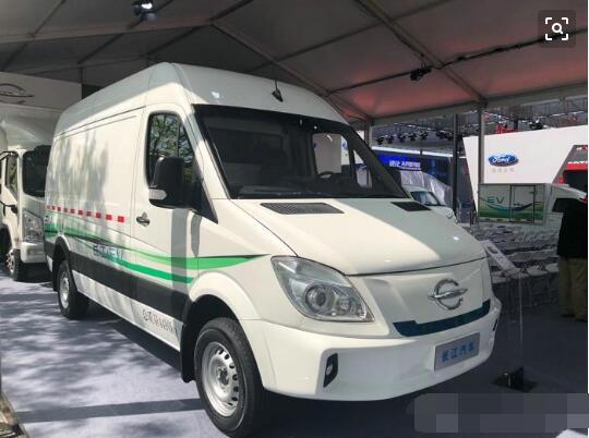 长江电动物流车获1亿美元美国订单