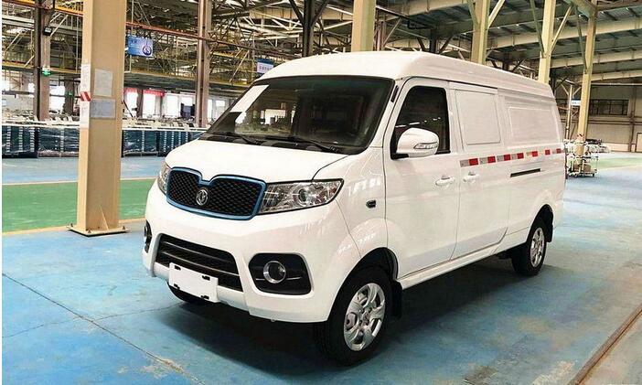 郑州日产电动物流车上市 货厢5.3m³